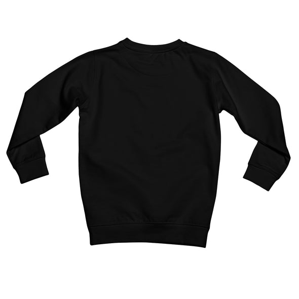 Kids Sweatshirt | Black