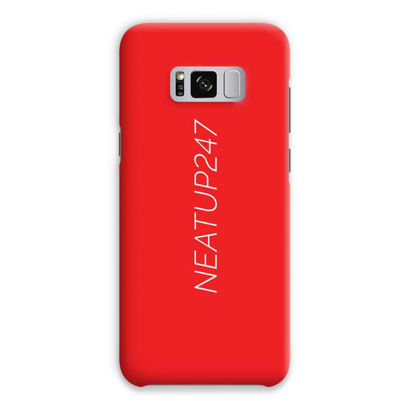 NEATUP247 | Phone Case | Red