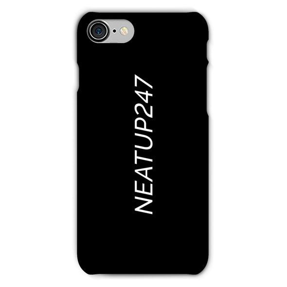 NEATUP247 | Phone Cases | Black