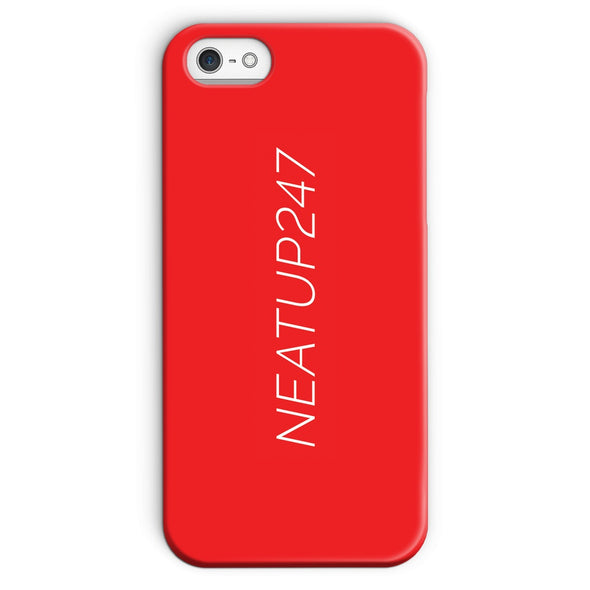 NEATUP247 Phone Case