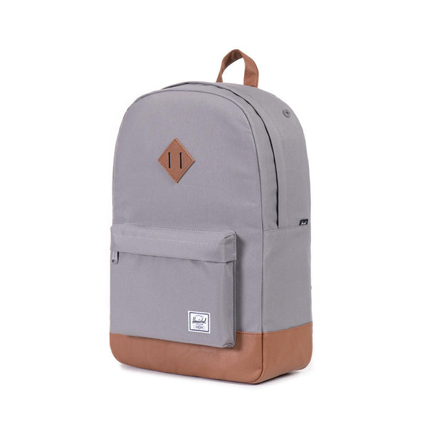 Herschel Supply Company HERITAGE BACKPACK GREY/TAN