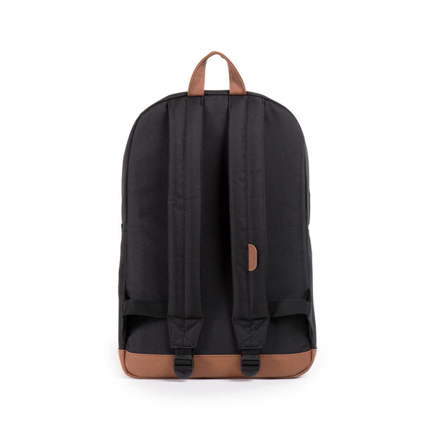 Herschel Supply Company POP QUIZ BACKPACK Black/Tan
