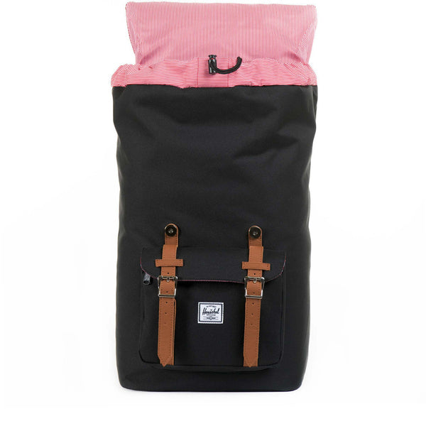 Herschel Supply Company LITTLE AMERICA BACKPACK Black