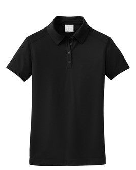 Kaiulani Elementary School Staff Uniform-Ladies Nike Golf-354064 Dri-FIT Pebble Texture Polo.