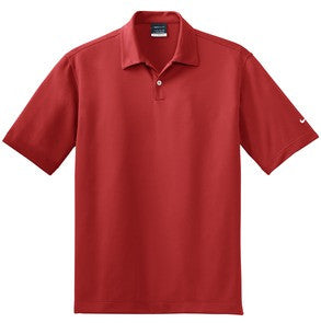 Nike Golf - Dri-FIT Pebble Texture Polo.