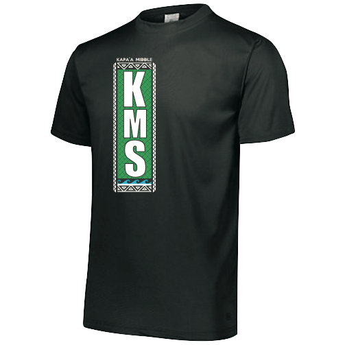 Kapaa Middle School Performance Dri-Fit - 7th Grade (Black)