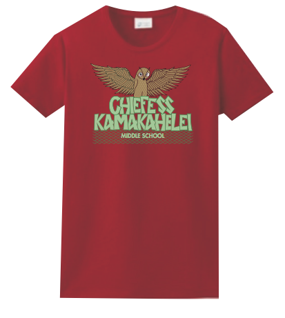 Chiefess Kamakahelei Middle School - 6th Grade Uniform