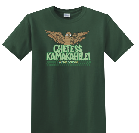 Chiefess Kamakahelei Middle School - 7th Grade Uniform
