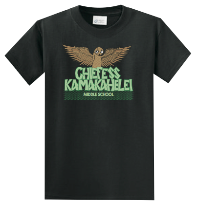 Chiefess Kamakahelei Middle School - 8th Grade Uniform