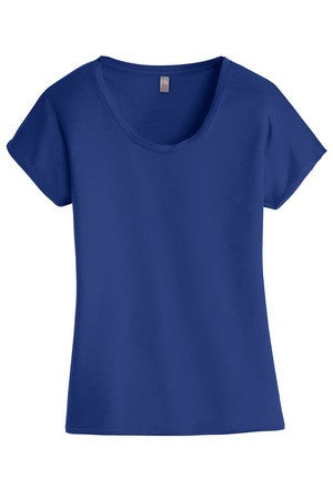 DM412 - District Ladies Drapesy Crossback T