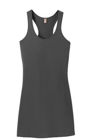 District Made® Ladies 60/40 Racerback Dress. DM423