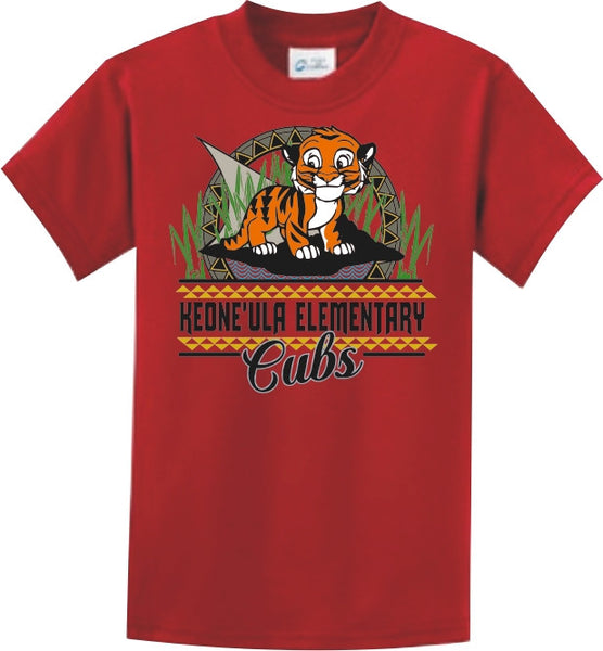 Keoneula Elementary - Uniform (Red)