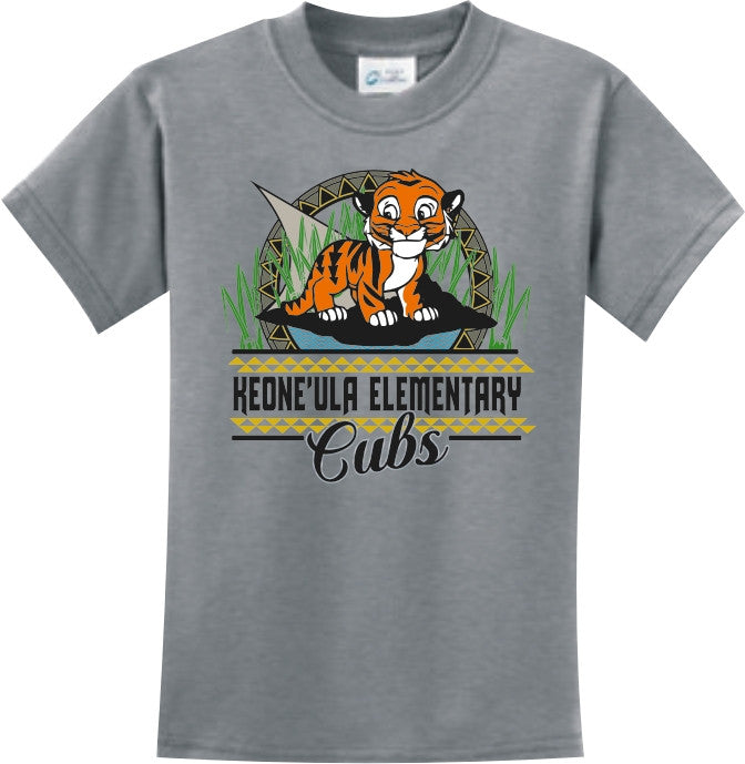 Keoneula Elementary - Uniform (Athletic Heather)