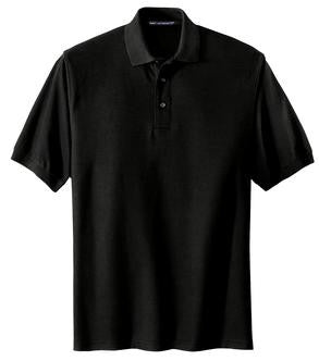 King Kaumualii Elementary School Staff Uniform-(K500) Black