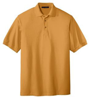 HBA Staff: Port Authority® Silk Touch™ Polo