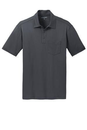 GENERAL STAFF ONLY - Port Authority® Silk Touch™ Performance Unisex Pocket Polo. K540P