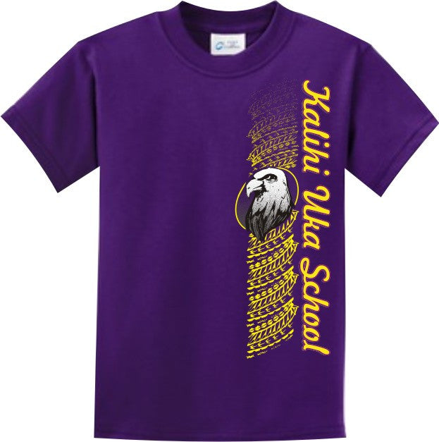 Kalihi Uka Elementary School - Uniform (Purple)