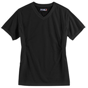 King Kaumualii Elementary School Staff Uniform-(L468V) Black