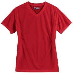 King Kaumualii Elementary School Staff Uniform-(L468V) Red