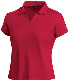 King Kaumualii Elementary School Staff Uniform-(L469) Red