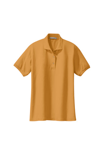 STAFF DUPLICATE - Port Authority - LADIES Silk Touch™ Polo (L500)