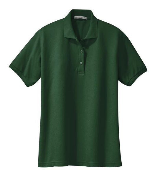 KAPUNAHALA STAFF - PoloPort Authority Ladies Silk Touch Polo - L500