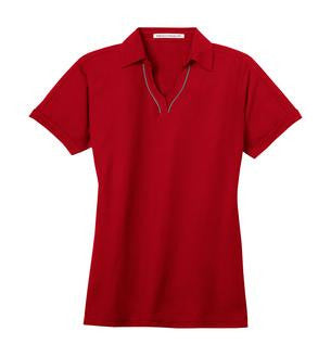King Kaumualii Elementary School Staff Uniform-(L502) Red