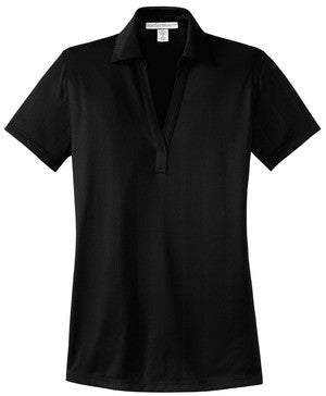 Kula Kaiapuni 'O Anuenue Staff - Performance Fine Jacquard Ladies Polo - (L528)
