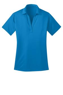 Kaiulani Elementary School Staff Uniform-Ladies Silk Touch L540 Polo