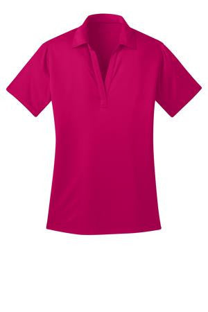 Dri-Fit Golf Polo Women's Embroidered Chefiess Staff