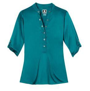 STAFF ONLY Women's OGIO - Crush Henley LOG111
