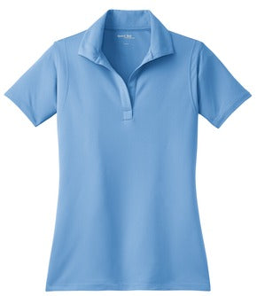 ***Kaimuki Middle Staff*** Sport-Tek Ladies Micropique Sport-Wick LST650 Polo (AXS-AXL)