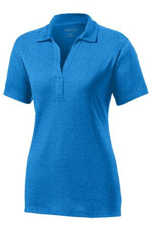 KAPUNAHALA STAFF - Sport-Tek® Ladies Heather Contender™ Polo (LST660)