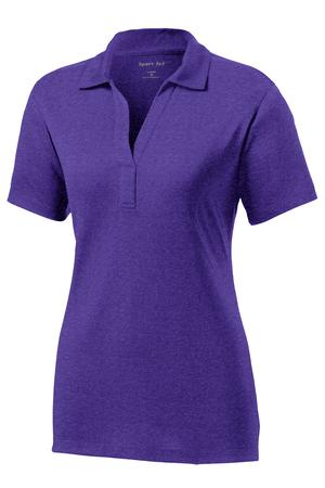 PUUHALE STAFF ONLY - Sport-Tek® LADIES Heather Contender Polo