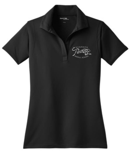 Aliamanu Middle Staff - Ladies Micropique Polo (LST650)