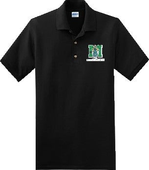 Molokai High School Uniform - Unisex EMB - Black