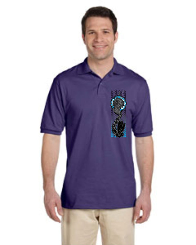 KAMAILE ACADEMY STAFF ONLY - 5.6 ounce Jersey Knit Sport Shirt 437M