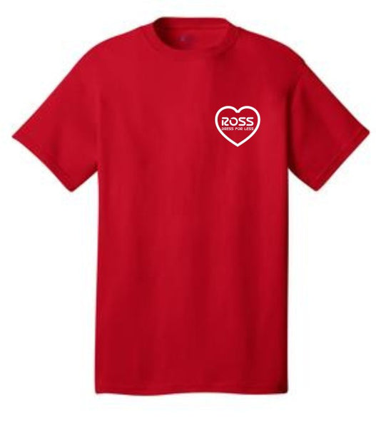 Ross Heart Shirt