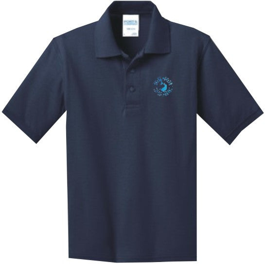 Pearl Harbor Polo Embroidered