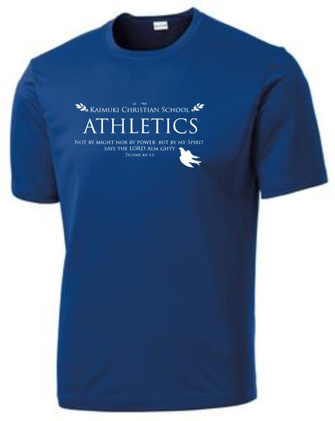 Kaimuki Christian Athletics- Dri Fit Short Sleeve