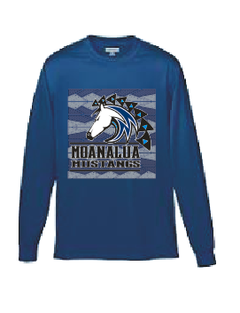 Moanalua Middle School Long Sleeves (discontinued)