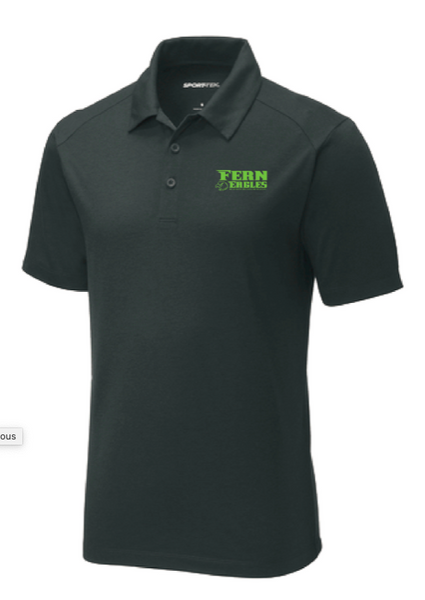 FERN STAFF-Sport-Tek - PosiCharge Tri-Blend Wicking Polo- ST405