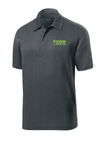 FERN STAFF- Sport-Tek® Heather Contender™ Polo- ST660