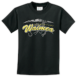 Waimea Elementary - Uniform T-Shirt - Black