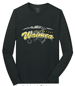 Waimea Elementary - Long Sleeve - Black