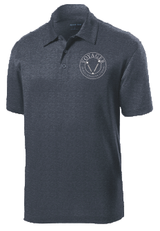 Voyager PCS Staff - Mens Performance Polo (ST660) EMBROIDERY