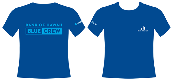 Bank of Hawaii - Blue Crew