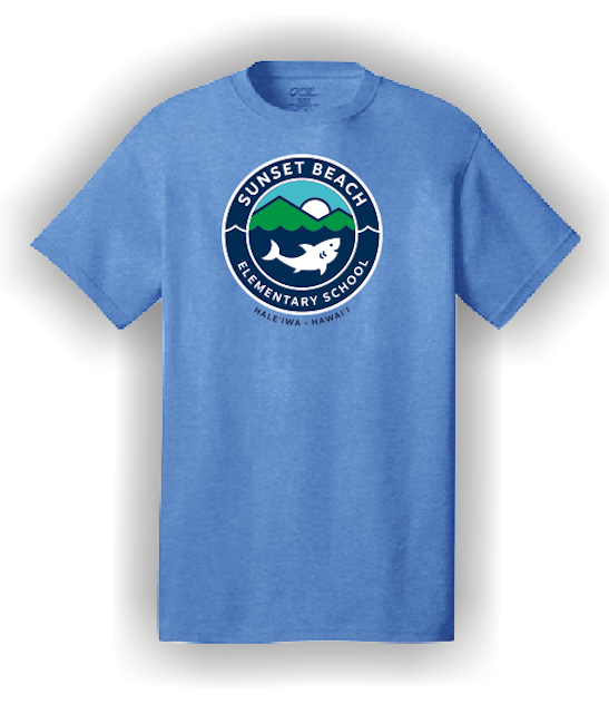Sunset Beach Elementary - Individual T-Shirts