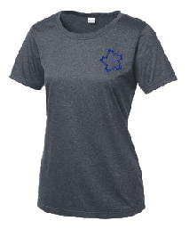 Kapunahala School - Ladies Dri-Fit (Graphite Heather)