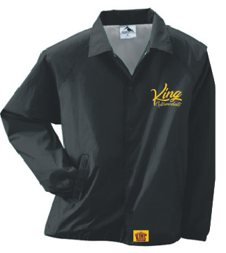 King Intermediate - Coaches Jacket